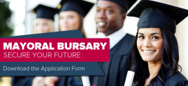Mayoral Bursary application now available