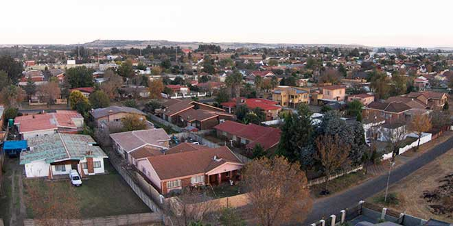 newcastle-south-africa-housing