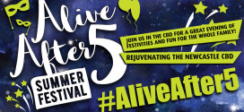 """Newcastle Municipality """"Alive After 5"""" Summer Festival (Media Statement)"""