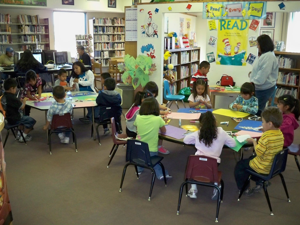 library-activities