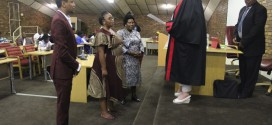 New traditional leader Balungile Salgracia Radebe sworn in