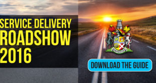 Service Delivery Roadshow 2016 Guide