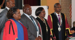 Newcastle Municipality new council members sworn in