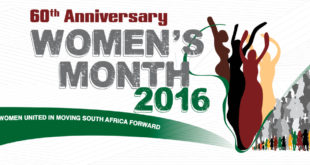 Women's Month 60th Anniversary 2016