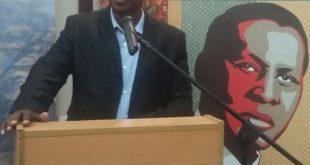 Mayor Makhosini Nkosi officially opened the Igugulesizwe exhibition Albert Luthuli Photographic