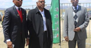 Charlestown Rural Housing Project officially launched