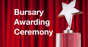 Bursary Awarding Ceremony – All Media Invitation