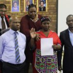 New councillor sworn in