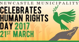 Newcastle Municipality Commemorates Human Rights Day